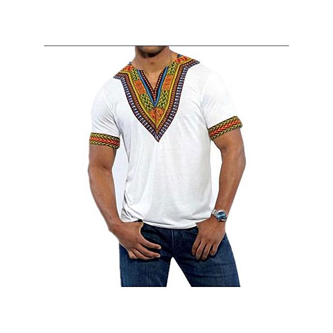GeneAfrica Eko Ile T Shirts For Men à prix pas cher