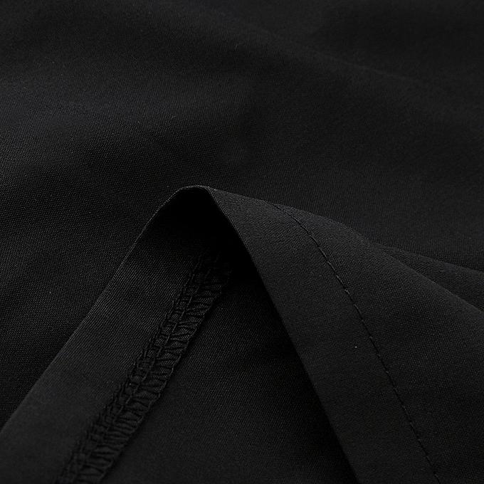 Fashion Sexy femmes Off Shoulder Long Sleeve Ruffle Shirt Casual Tops Shirt Blouse BK L à prix pas cher