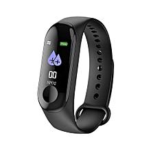 quality design e4070 3df63 M3 Écran couleur Smart Watch Moniteur de fréquence cardiaque en temps réel