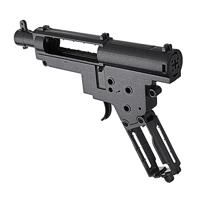 OEM Metal Gearbox Shell Receiver for JinMing Gen8A1 Gel Ball Blaster Toy Accs à prix pas cher
