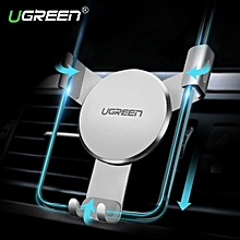 UGREEN Gravity Car Phone Holder Mobile Phone Holder for iPhone 8 7 Air Vent Mount Holder