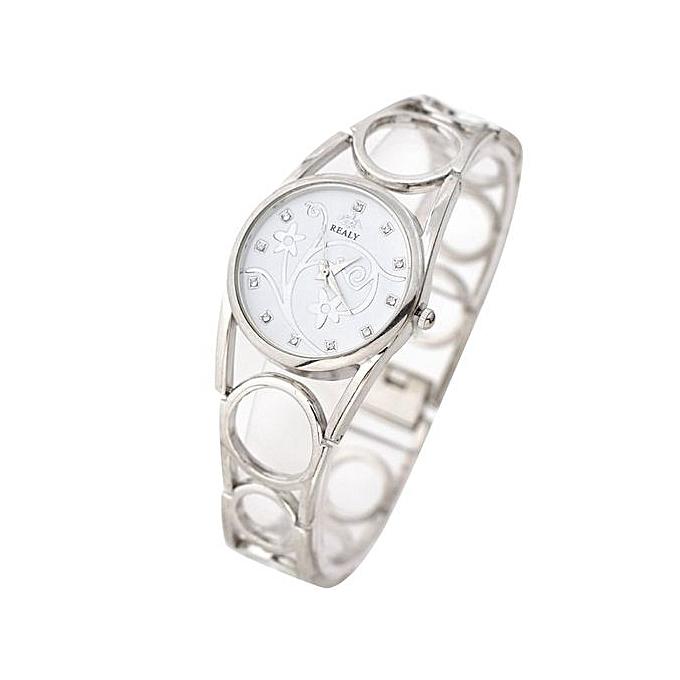 Ai fashion strap bracelet watch round dial bracelet table for Achat maison casablanca