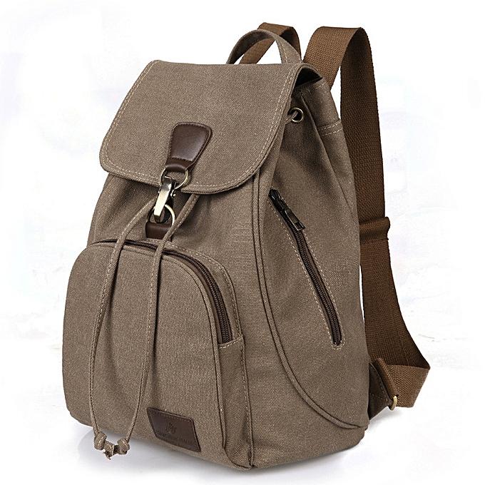 Other 300 Retro Outdoor Backpack Sac à dos mode Sac à dos en toile à prix pas cher