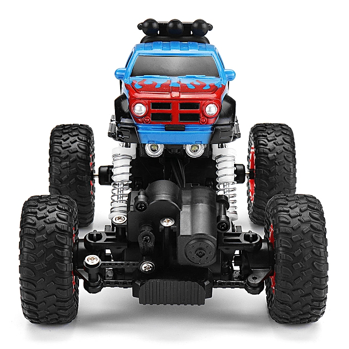 UNIVERSAL 1 22 Rock Crawler Racing Monster voiture Truck 4WD Remote Control RC Xmas Gift Toys  à prix pas cher