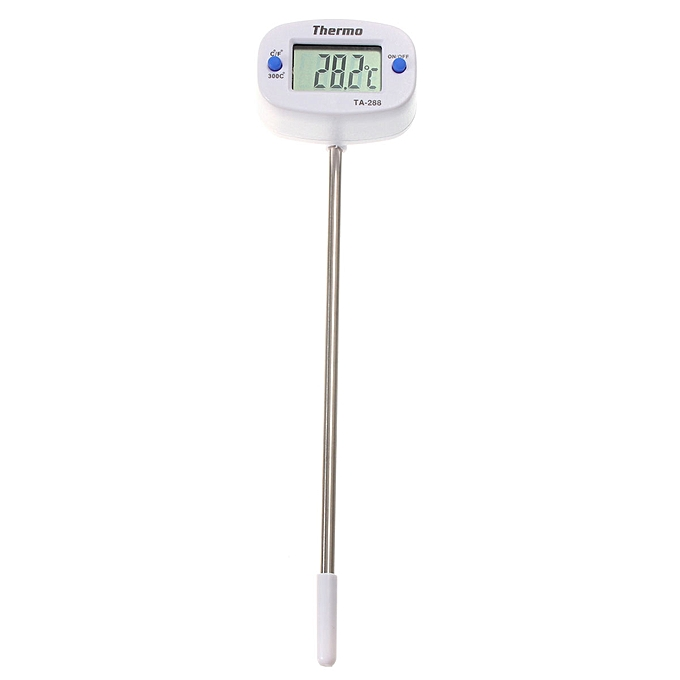 Other Digital LCD Thermometer Kitchen Laboratory BBQ Meat Food Candy Jam Deep Fry Hot MQSHOP à prix pas cher