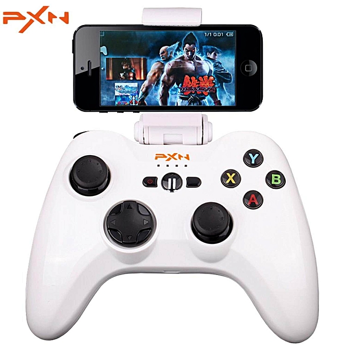 Other PXN-6603 MFi Certified Speedy Wireless bleutooth Game Controller Joystick Vibration Handle Gamepad for iPhone   iPad   iPod Touch   Apple TV LBQ à prix pas cher