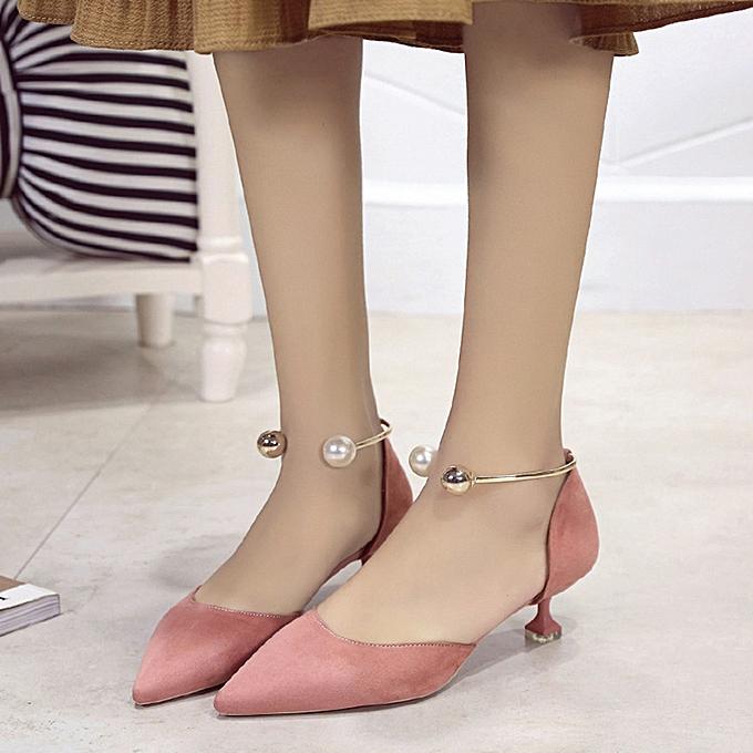 Fashion femmes Ladies Summer Causal Single chaussures Sandals à prix pas cher    Jumia Maroc