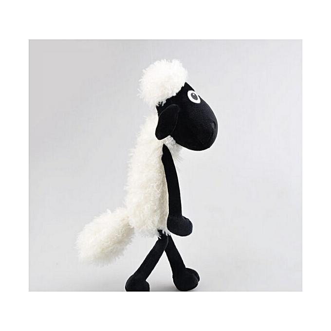 Autre 25CM Sheep Stuffed Animals Soft Toys à prix pas cher