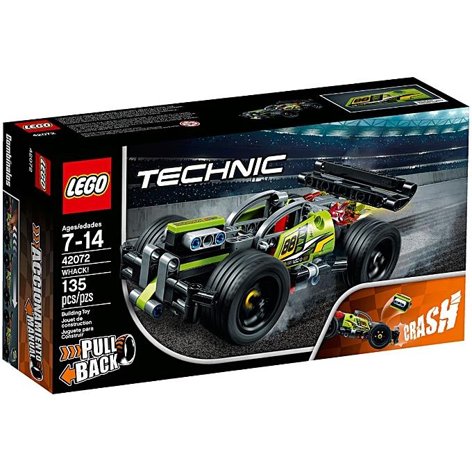 Lego Technic - TOUT FEU   à prix pas cher