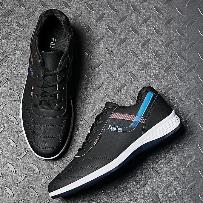 Other nouveau mode British Style Décontracté Hommes's respirant Sports chaussures à prix pas cher