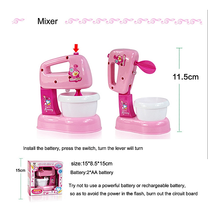OEM Baby Kid Developmental Educational Pretend Play Home Appliances Kitchen Toy Gift à prix pas cher