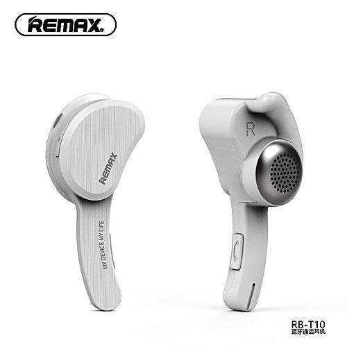 Remax écouteurs Casque Oiginale T10 Sans Fil Bluetooth 41 Intra