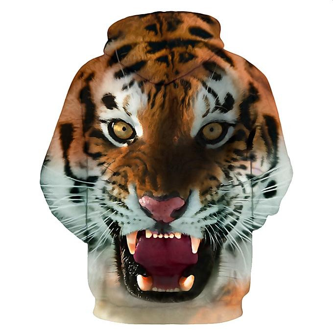 Fashion Hiamok  Men Fashion 3D Sportswear Hip Hop-Printed Clothing Sweatshirts Hoodies L à prix pas cher