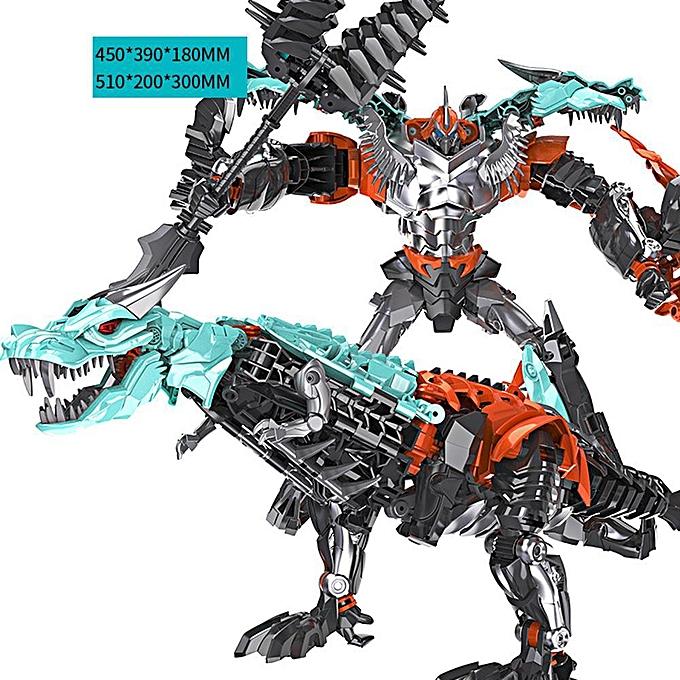 Autre Libre Spirit 45cm Transformation Robots Voiture Lumières Musique Variante Universelle Modèle De Voiture Jouets pour Enfants à prix pas cher