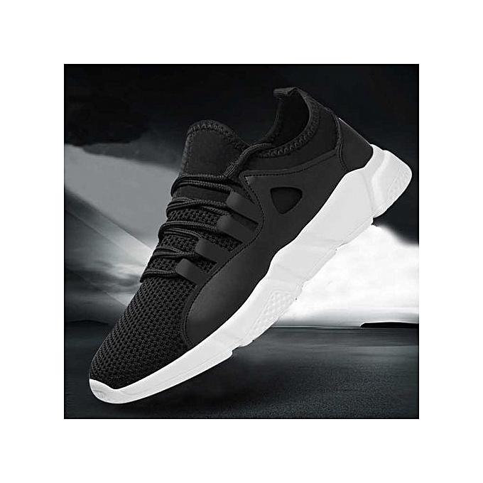 OEM Men's fashion fitness mesh sports wear casual chaussures à prix pas cher