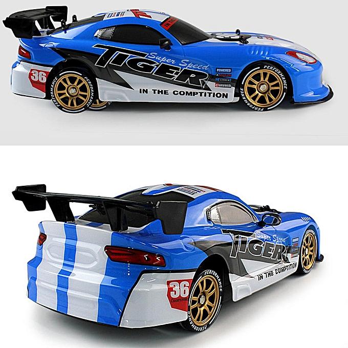 OEM 1 16 RC Drift voiture Cool LED lumière USB 2.4G High Speed Remote Control Racing voiture à prix pas cher