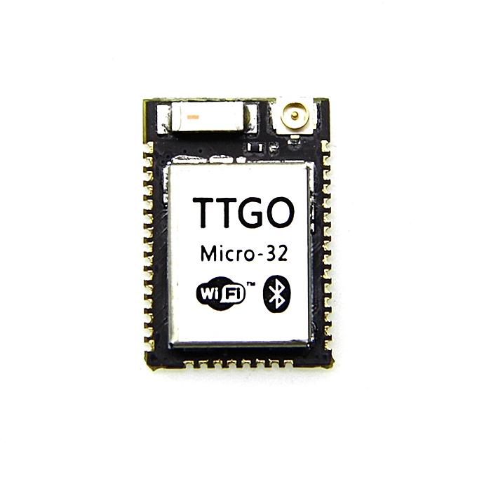 UNIVERSAL Wemos® TTGO Micro-32 V2.0 Wifi Wireless bleutooth Module ESP32 PICO-D4 IPEX ESP-32 à prix pas cher