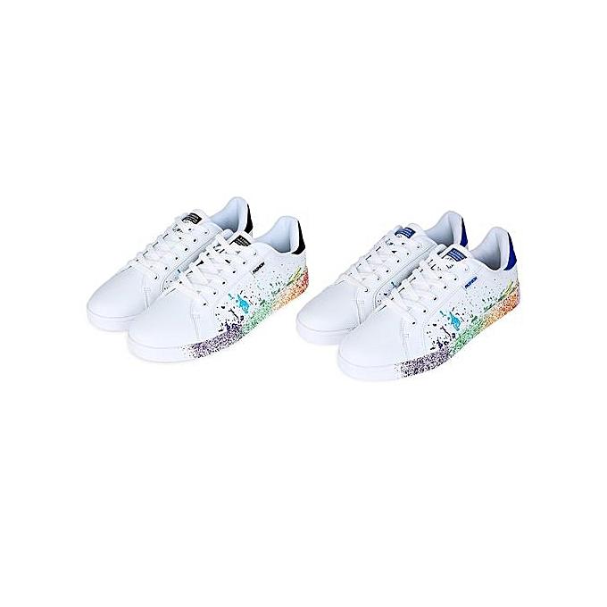 Fashion Stylish Inkjet Design Round Toe Canvas Shoes For For Shoes Male à prix pas cher    Jumia Maroc 4a568b