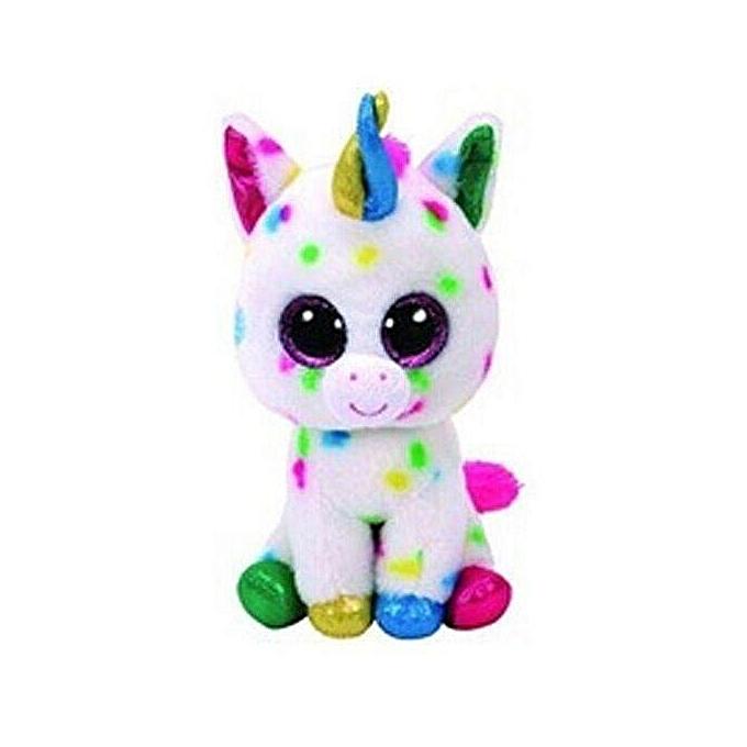 Autre Ty Beanie Boos 6  15cm oren deer Plush Regular Stuffed Animal Collection Soft Doll Toy juguetes brinquedos(or) à prix pas cher