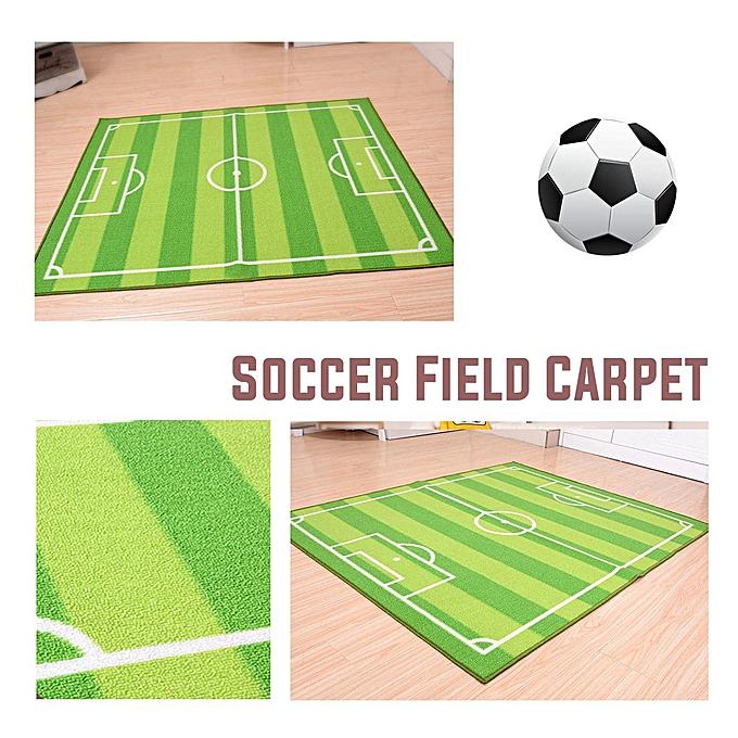 OEM Tapis de terrain de football de coupe du monde 100x130cm tapis enfants tapis pliable tapis pad gris à prix pas cher