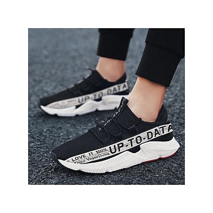 Zant   Fashion Casual Loafers Breathable Flat Flat Flat Shoes Sneakers à prix pas cher    Jumia Maroc d7372e