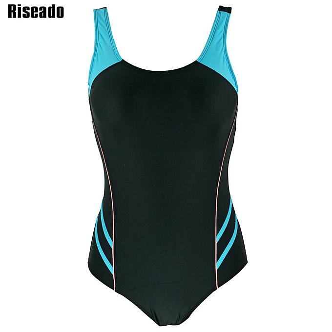 Autre New Sport Swimsuit Competitive Swimwear femmes Swimming Suits for femmes Patchwork Bathing Suits(A0003) à prix pas cher