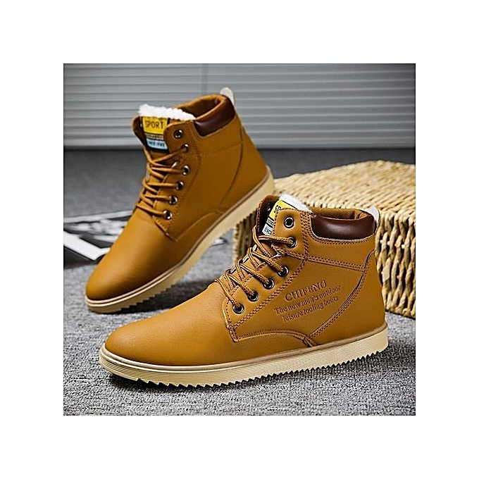 Générique Refined  's Casual Casual Casual Oxfords Shoes Boots-color10 à prix pas cher  | Jumia Maroc 82f479