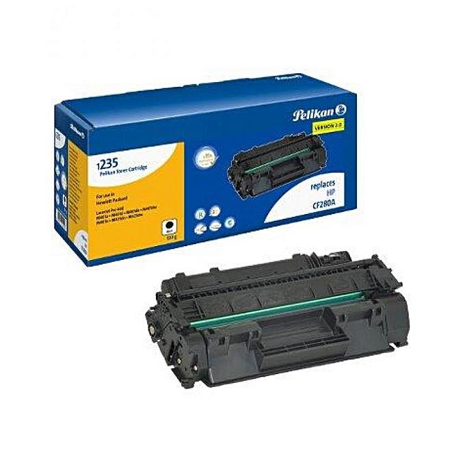 PELIKAN Toner Pelikan Compatible équivalent à HP CF280A (80A) - noir - 2 700 pages à prix pas cher