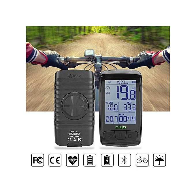 Other Outdoor Cycling Waterproof Bike Odometer Multi-functional Bicycle Computer Riding Accessory à prix pas cher