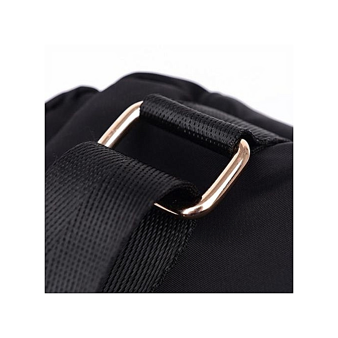 Generic Fashion femmes Backpack Solid School Backpacks Shoulder Bags BK à prix pas cher