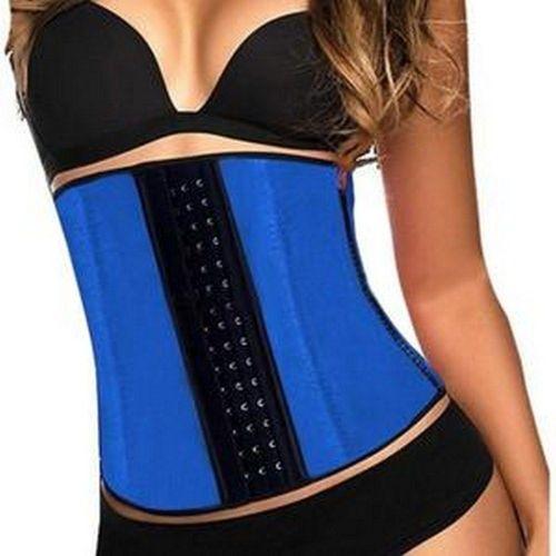autre corset ceinture abdominale minceur bleu acheter en ligne jumia maroc. Black Bedroom Furniture Sets. Home Design Ideas