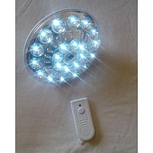 Led Avec Allumage Ampoule D'électricité Rechargeable Auto Et Rupture Télécommande Au RjAL354