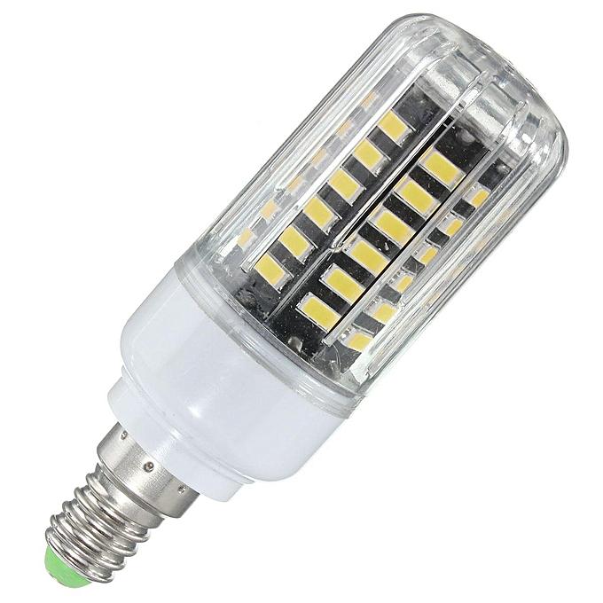 UNIVERSAL Ampoule LED - E14LED - 5W 5736 56SMD - blanc à prix pas cher