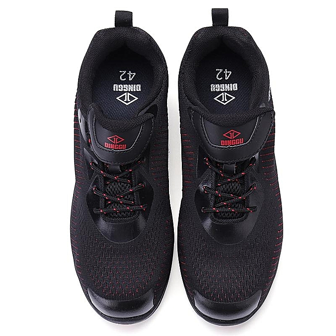 Fashion  's Steel Toe Lightweight Lightweight Toe Bulletproof Midsole Safety Shoes Athletic Outdoor-EU à prix pas cher  | Jumia Maroc 557922