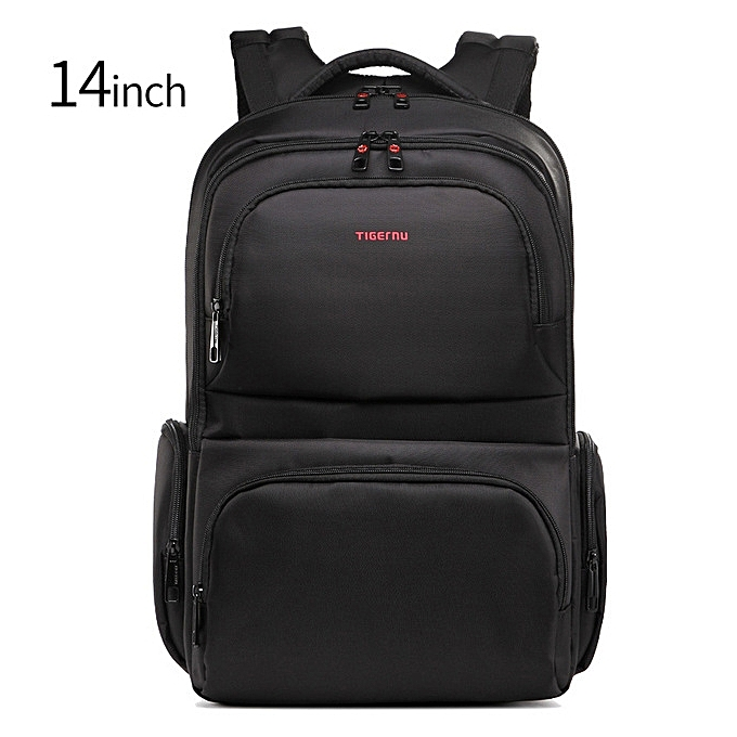 OEM Hot Waterproof 15.6 Inch Laptop Backpack Leisure School Backpacks Bags For Mens marron à prix pas cher