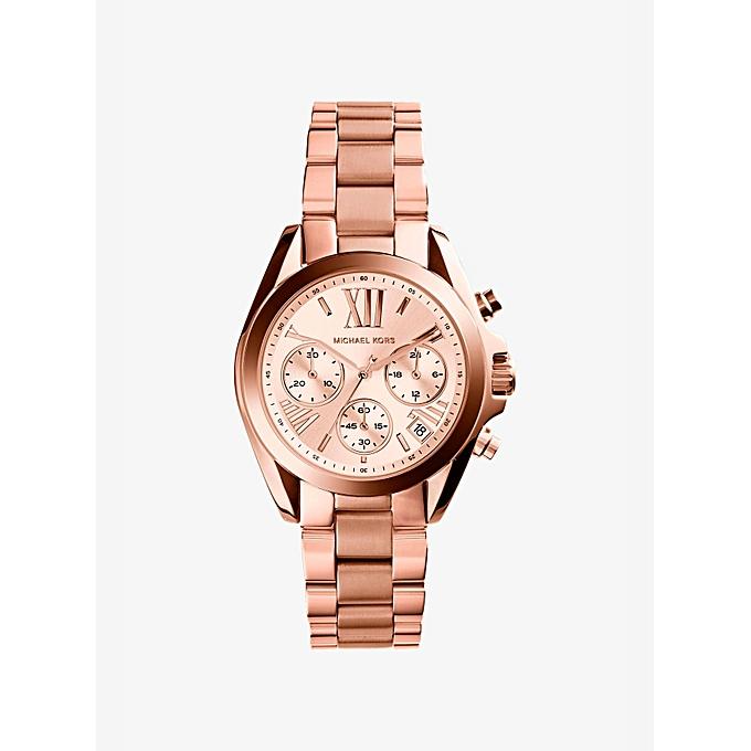 edd49e272 Michael Kors ساعة MICHAEL KORS MK5799 للسيدات من الذهب الوردي ...