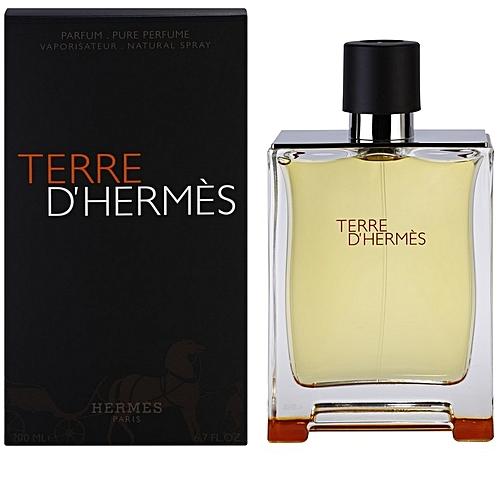 Hermes Terre d Hermes parfum 200 ML à prix pas cher   Jumia Maroc 63d167eb7a0