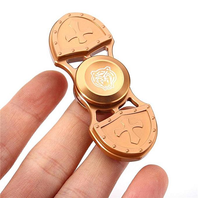 UNIVERSAL Alloy Hand Spinner Finger Fidget Ceramic Ball Desk Focus Toy EDC For Enfants Adults rouge à prix pas cher