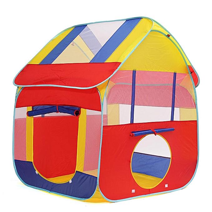 OEM Enfants Pop Up Indoor & amp;Terrain de jeu extérieur Ball Pit Tente Hut Jeu amusant Jeu Jouet à prix pas cher