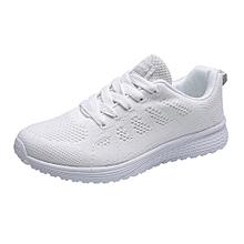 9687d6184 Hiamok Women Fashion Mesh Round Cross Straps Flat Sneakers Running Shoes  Casual Shoes