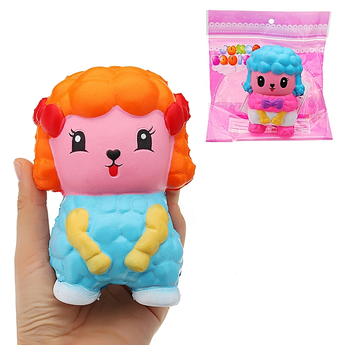 UNIVERSAL Boy Girl Doll Squishy 912CM SFaible Rising With Packaging Collection Gift Soft Toy-girl à prix pas cher