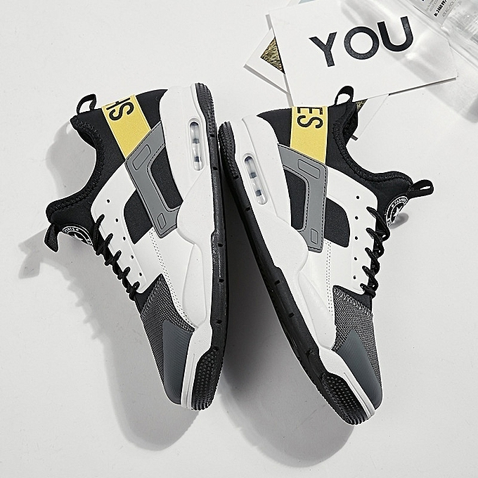 Other Stylish Korea Causal Men's Air Cushion chaussures Students Jogging chaussures à prix pas cher