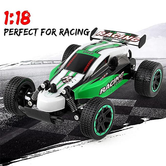 OEM 1 18 2.4GHz Climber RC Racer Radio Remote Control Racing voiture Toy Enfant garçons Gifts à prix pas cher