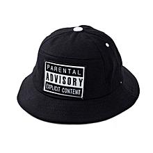 d2ed4d1f2494d Men Women Unisex Letters Bucket Hat Dual Side Fishing Fisherman Boonie Sun  Cap