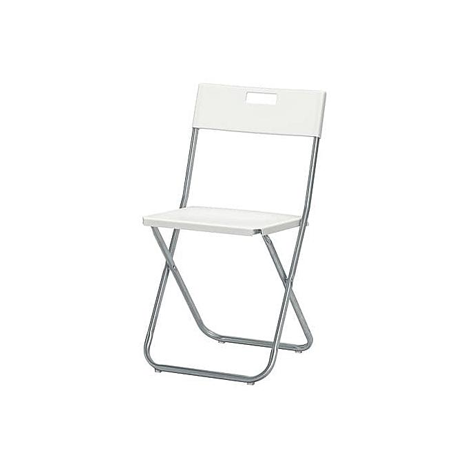Ikea Chaise Blanche Pliante A Prix Pas Cher