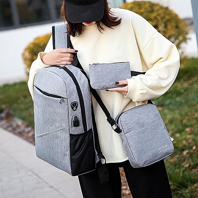 OEM Couple toile sac à dos School sacs Teenage Cute Set voyage sac à doss sac à dos à prix pas cher