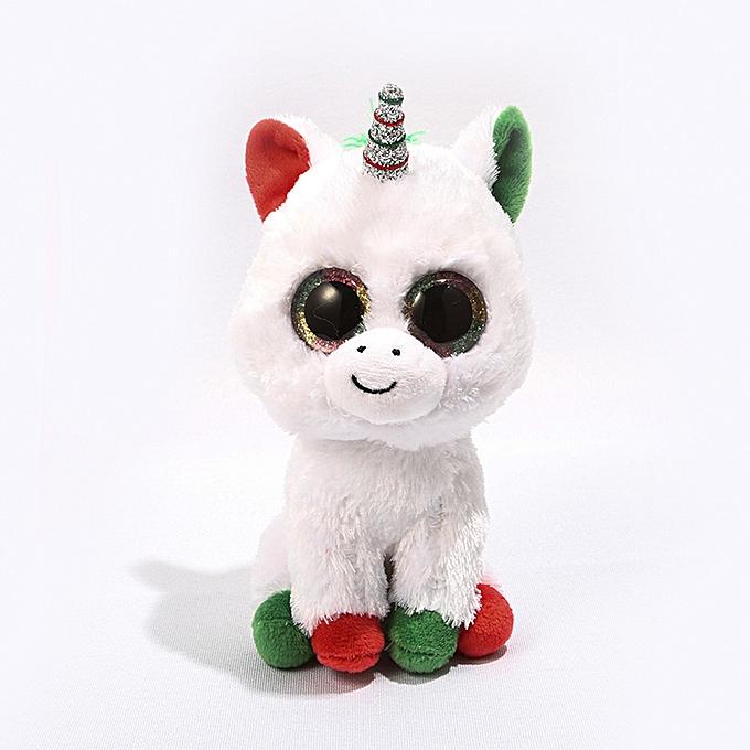 Autre Ty Beanie Boos Foxes Unicorn Dog Bat Spider Plush Toys Dolls Stuffed & Plush Animals 6  15cm(30) à prix pas cher