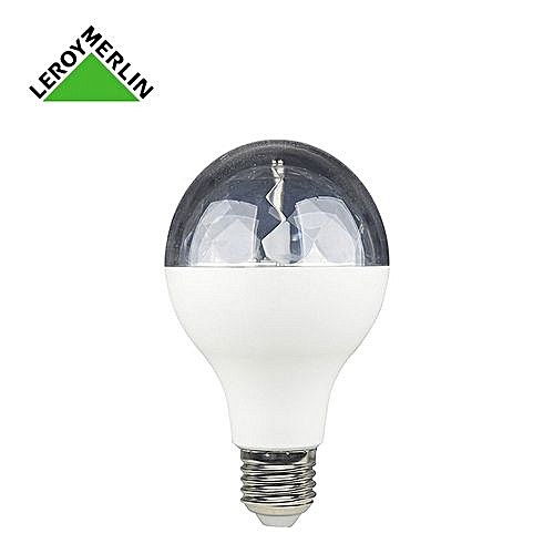 Ampoule Led Disco Couleur Changeante E27 à Vis 5w équiv 60w 2700k Led économie Dénergie