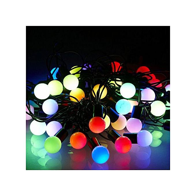 Generic Xiuxingzi-216 Inch Warm blanc Rattan LED String Fairy Lights For Xmas Wedding Party Hot à prix pas cher