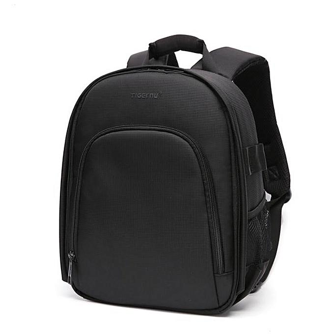 OEM nouveau Digital DSLR Camera sac sac à dos Photography Video for Camera nikon canon+ Orange à prix pas cher